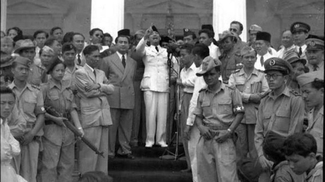 Indonesia Di Masa Demokrasi Terpimpin Kelas Pintar