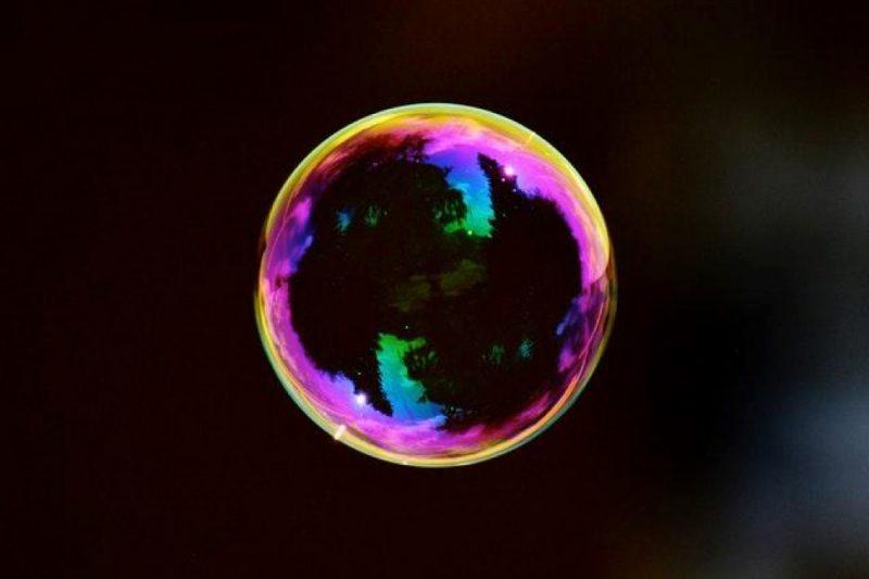 mempelajari rumus volume bola melalui sebuah gelembung