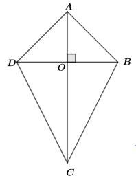 fórmula de área de pipa