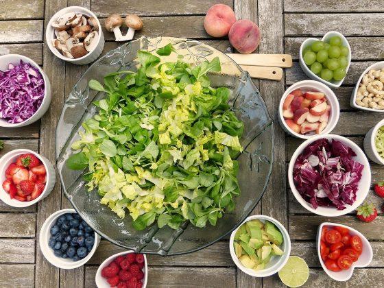 manfaat makan sayur