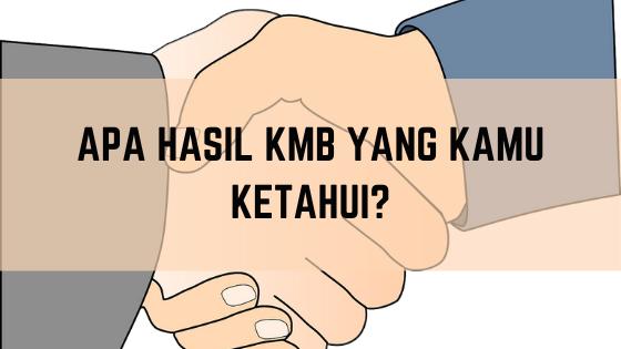 berjabat tangan sebagai hasil perjanjian kmb