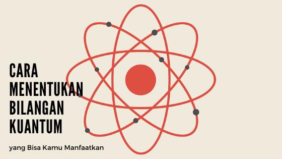 arah rotasi elektron untuk cara menentukan bilangan kuantum