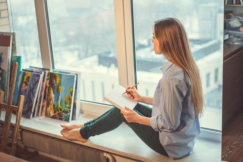 Seni Rupa Dua Dimensi Apa Itu Kelas Pintar